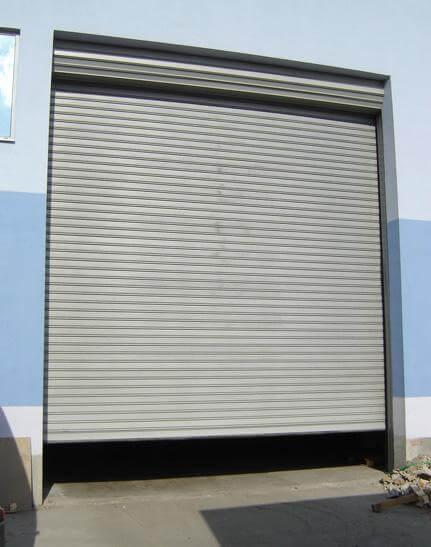 Индустриална врата 14