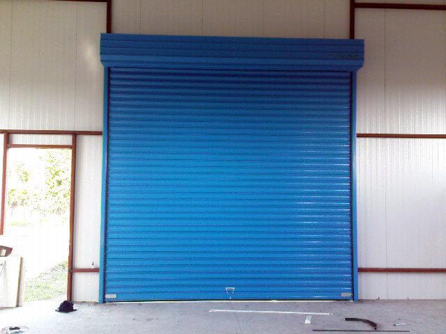 Индустриална врата 17