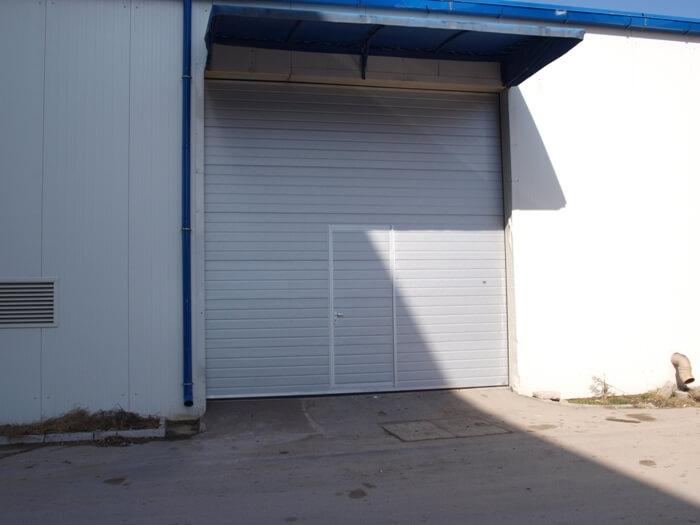 Индустриална врата 3