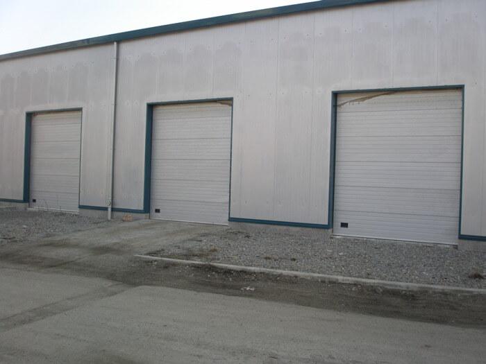 Индустриална врата 8