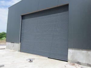 Индустриална врата 13