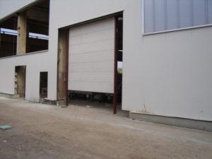 Индустриална врата 10
