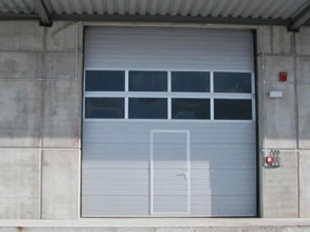 Индустриална врата 11