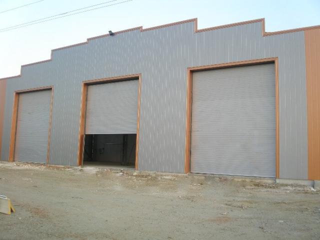 Индустриална врата 6
