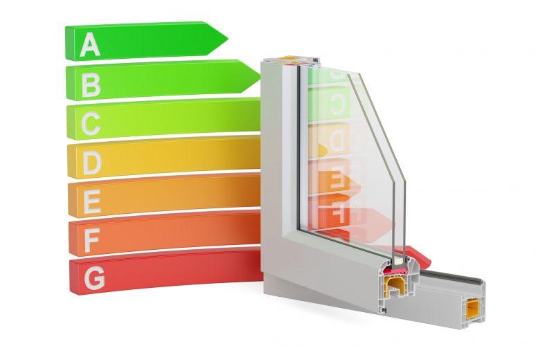 Енерго ефективни ПВЦ прозорци